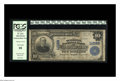 National Bank Notes:Virginia, Newport News, VA - $10 1902 Plain Back Fr. 632 The Schmelz NB Ch. #11028. A scarce private name bank which is seldom a...