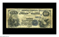 National Bank Notes:Virginia, Norfolk, VA - $10 1882 Date Back Fr. 545 The NB of Commerce Ch. #(S) 6032. A scarce note from one of Virginia's larger ...