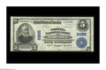 National Bank Notes:Virginia, Norfolk, VA - $5 1902 Plain Back Fr. 601 The Virginia NB Ch. #9885. One of the higher grade large examples recorded fro...