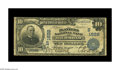 National Bank Notes:Virginia, Richmond, VA - $10 1902 Date Back Fr. 617 The Planters NB Ch. #(S)1628. A scarcer Richmond bank which issued large note...