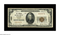 National Bank Notes:Virginia, Salem, VA - $20 1929 Ty. 1 The Farmers NB Ch. # 1824. This is onlythe fifth small size note known off this bank. The m...