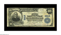 National Bank Notes:West Virginia, Belington, WV - $10 1902 Plain Back Fr. 624 The First NB Ch. #6619. This small community, which had gone without a nati...