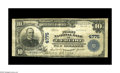 National Bank Notes:West Virginia, Ceredo, WV - $10 1902 Plain Back Fr. 628 The First NB Ch. # 4775. Only nine notes make up the population of large size ...