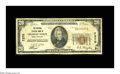 National Bank Notes:West Virginia, Charles Town, WV - $20 1929 Ty. 1 The National Citizens Bank Ch. #7270. An otherwise Fine note with more than its ...