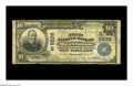 National Bank Notes:West Virginia, Marlinton, WV - $10 1902 Plain Back Fr. 624 The First NB Ch. # (S)6538. An excessively rare large example from the only ...