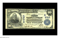 National Bank Notes:West Virginia, Moundsville, WV - $10 1902 Plain Back Fr. 633 The First NB Ch. # (S)5717. This was the first of two issuers chartered h...