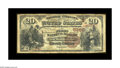 National Bank Notes:West Virginia, New Martinsville, WV - $20 1882 Brown Back Fr. 504 The First NB Ch.# (S)5266. This $20 Brown Back represents a new addi...