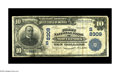 National Bank Notes:West Virginia, Northfork, WV - $10 1902 Date Back Fr. 618 The First NB Ch. # (S)8309. This Fine-Very Fine note currently resides i...