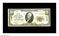 National Bank Notes:West Virginia, South Charleston, WV - $10 1929 Ty. 2 The First NB of SouthCharleston Ch. # 11340. This bank was chartered in 1919 and ...