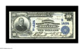 National Bank Notes:West Virginia, Wheeling, WV - $10 1902 Plain Back Fr. 624 The NB of West VirginiaCh. # (S)1424. Here is a great bank title for a state...