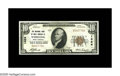 National Bank Notes:West Virginia, Wheeling, WV - $10 1929 Ty. 1 The NB of West Virginia Ch. # 1424. A Choice Crisp Uncirculated example with a single ...