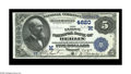 National Bank Notes:Wisconsin, Berlin, WI - $5 1882 Date Back Fr. 533 The First NB Ch. # (M)4620. A gorgeous example with incredible color and eye appe...