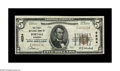 National Bank Notes:Wisconsin, Portage, WI - $10 1929 Ty. 1 The First NB Ch. # 4234. This crisp note is bright with strong margins and plenty of embos...