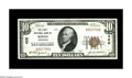 National Bank Notes:Wisconsin, Ripon, WI - $10 1929 Ty. 1 The First NB Ch. # 425. A crackling fresh and nicely centered example just a bit of handling ...
