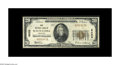 National Bank Notes:Wisconsin, Wauwatosa, WI - $20 1929 Ty. 1 First NB Ch. # 8689. A second offering from an always popular bank certain to attract mu...