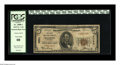 National Bank Notes:Wyoming, Rawlins, WY - $5 1929 Ty. 1 The First NB Ch. # 4320. This was oneof two issuing banks located here and the only one to...