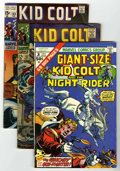 Bronze Age (1970-1979):Western, Kid Colt Outlaw Group (Marvel, 1967-75) Condition: Average FN....