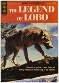 Silver Age (1956-1969):Adventure, Movie Comics #nn - Legend of Lobo (Gold Key, 1963) Condition: NM-....