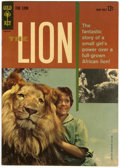 Silver Age (1956-1969):Adventure, Movie Comics #nn - The Lion (Gold Key, 1963) Condition: NM-....
