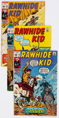 Bronze Age (1970-1979):Western, Rawhide Kid Group of 12 (Marvel, 1970-74) Condition: Average VF.... (Total: 12 Comic Books)