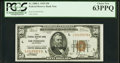 Fr. 1880-L $50 1929 Federal Reserve Bank Note. PCGS Choice New 63PPQ