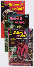 Bronze Age (1970-1979):Horror, Ripley's Believe It Or Not Group of 23 (Gold Key, 1974-80)Condition: Average FN/VF.... (Total: 23 Comic Books)