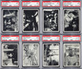 Non-Sport Cards:Sets, 1965 Philadelphia James Bond High Grade Complete Set (66). ...