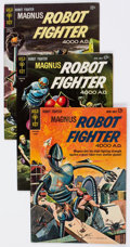 Silver Age (1956-1969):Science Fiction, Magnus Robot Fighter Group of 22 (Gold Key, 1963-76) Condition: Average FN/VF.... (Total: 22 Comic Books)