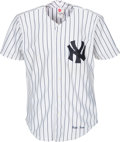 Baseball Collectibles:Uniforms, 2001 Ralph Houk Game Worn New York Yankees Old-Timers' Day Uniform from The Ralph Houk Collection. ...
