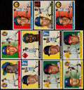 Baseball Cards:Lots, 1955 Topps Baseball Collection (352)....