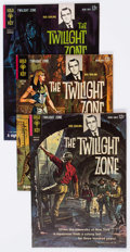 Silver Age (1956-1969):Horror, Twilight Zone Group of 9 (Gold Key, 1963-65) Condition: AverageVF-.... (Total: 9 Comic Books)