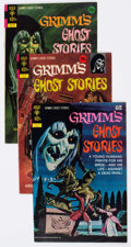 Bronze Age (1970-1979):Horror, Grimm's Ghost Stories Group of 15 (Gold Key, 1972-75) Condition: FN/VF.... (Total: 15 Comic Books)