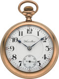 Timepieces:Pocket (post 1900), Hamilton Choice 23 Jewel Grade 946. ...