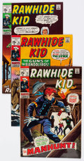 Bronze Age (1970-1979):Western, Rawhide Kid Group of 14 (Marvel, 1969-74) Condition: Average VG/FN.... (Total: 14 Comic Books)