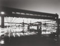 Photographs, Laura Gilpin (American, 1891-1979). B29 Bomber Leaving the Factory, 1944. Gelatin silver. 10-1/2 x 13-1/2 inches (26.7 x...