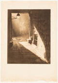 Photographs:Photogravure, Alvin Langdon Coburn (British, 1882-1966). Weir's Close,Edinburgh, 1905. Photogravure. 8 x 6-1/2 inches (20.3 x 16.5cm...