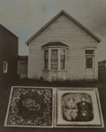 Photographs:20th Century, Jerry Uelsmann (American, b. 1934). Untitled (Homage to thedaguerreotype), 1969. Modern daguerreotype. 7-1/2 x 6 inches...