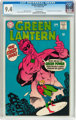 Green Lantern #61 (DC, 1968) CGC NM 9.4 Off-white pages