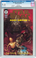 Modern Age (1980-Present):Science Fiction, Star Wars: Dark Empire II #5 Gold Foil Edition (Marvel, 1995) CGCNM/MT 9.8 White pages....