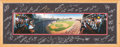Baseball Collectibles:Photos, 2000's Boston Red Sox Hall of Famers & Stars Signed PanoramicPhotograph with 50 Signatures....