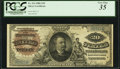 Large Size:Silver Certificates, Fr. 314 $20 1886 Silver Certificate PCGS Very Fine 35.. ...