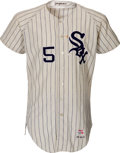 Baseball Collectibles:Uniforms, 1968 Duane Josephson Game Worn Chicago White Sox Jersey. ...
