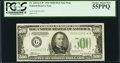 Fr. 2201-G* $500 1934 Federal Reserve Note. PCGS Choice About New 55PPQ
