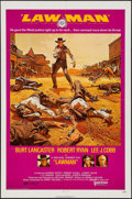 """Movie Posters:Western, Lawman & Others Lot (United Artists, 1971). One Sheets (4) (27""""X 41""""). Western.. ... (Total: 4 Items)"""
