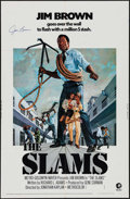 "Movie Posters:Action, The Slams & Other Lot (MGM, 1973). Autographed One Sheet &One Sheet (2) (27"" X 41""). Action.. ... (Total: 2 Items)"
