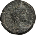 Ancients:Judaea, Ancients: JUDAEA - SAMARIA. Lot of two (2) Roman provincial Æ....(Total: 2 coins)