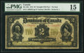 Canadian Currency: , DC-22b $2 1914.. ...