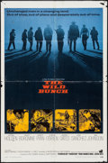 """Movie Posters:Western, The Wild Bunch (Warner Brothers, 1969). International One Sheet (27"""" X 41""""). Western.. ..."""