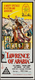 "Movie Posters:Academy Award Winners, Lawrence of Arabia (Columbia, 1963). Australian Daybill (13"" X 30""). Academy Award Winners.. ..."