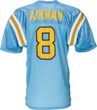 competitive price b3233 95374 1988 Troy Aikman Game Worn UCLA Bruins Jersey.... Football ...